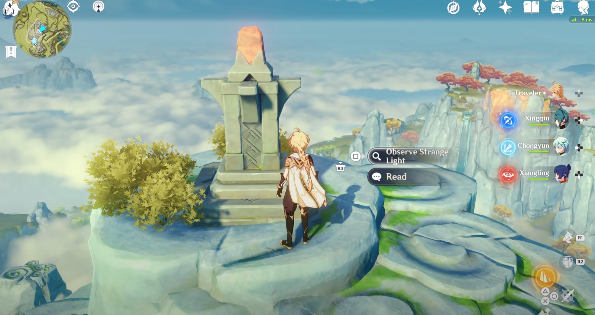 Here's what Genshin Impact looks like running on PS5 screenshot