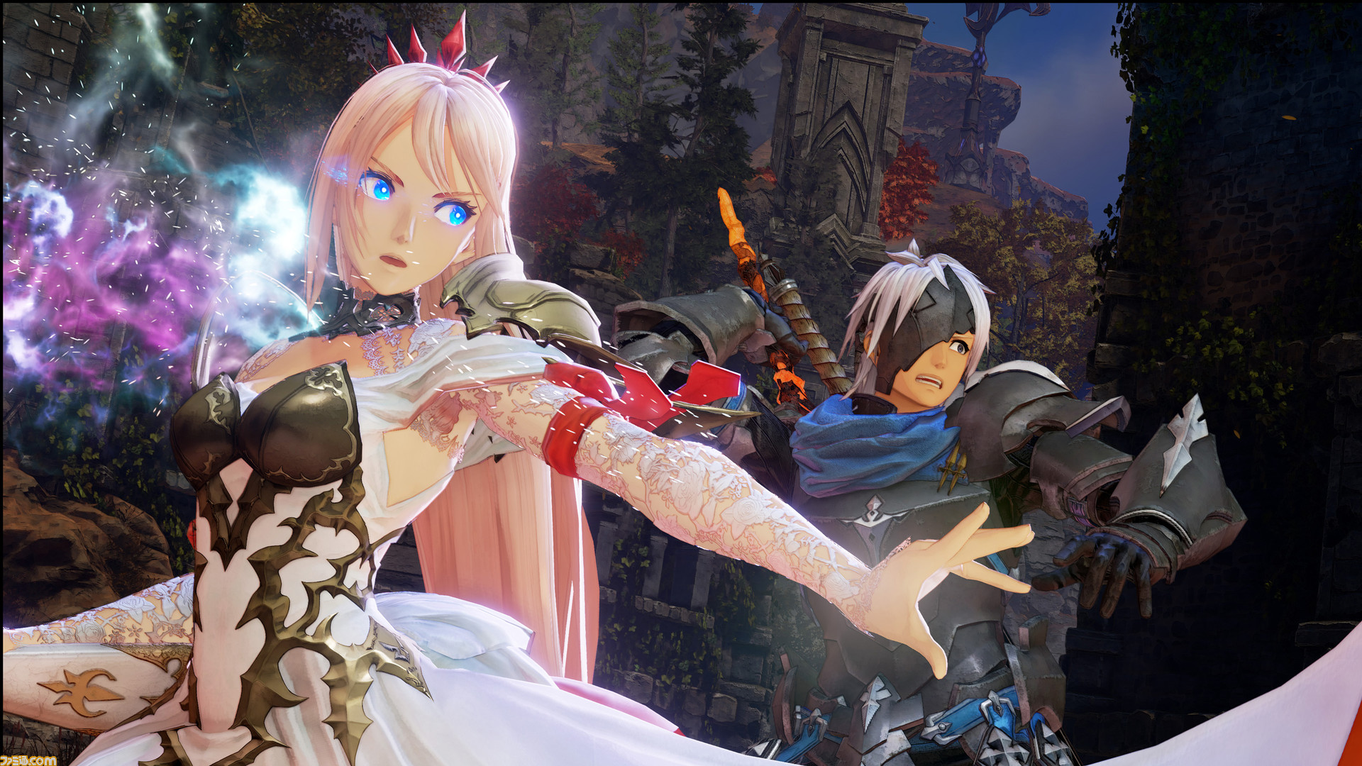 Tales of Arise arrives this September screenshot