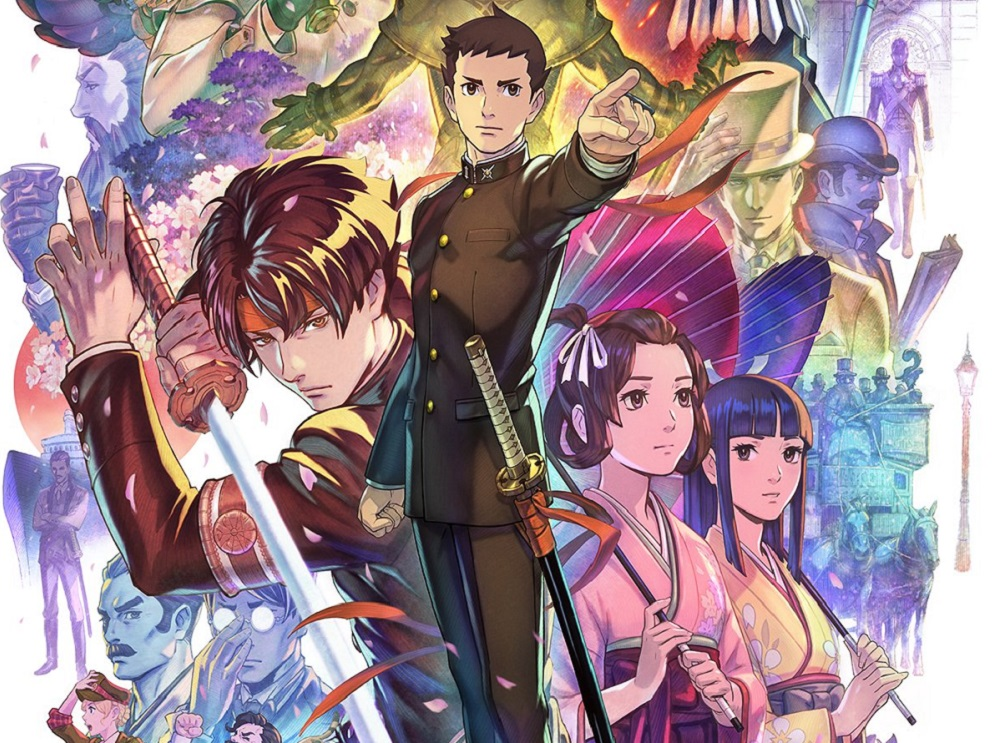 The Great Ace Attorney Chronicles will bring two rare 3DS classics to the west July 27 screenshot