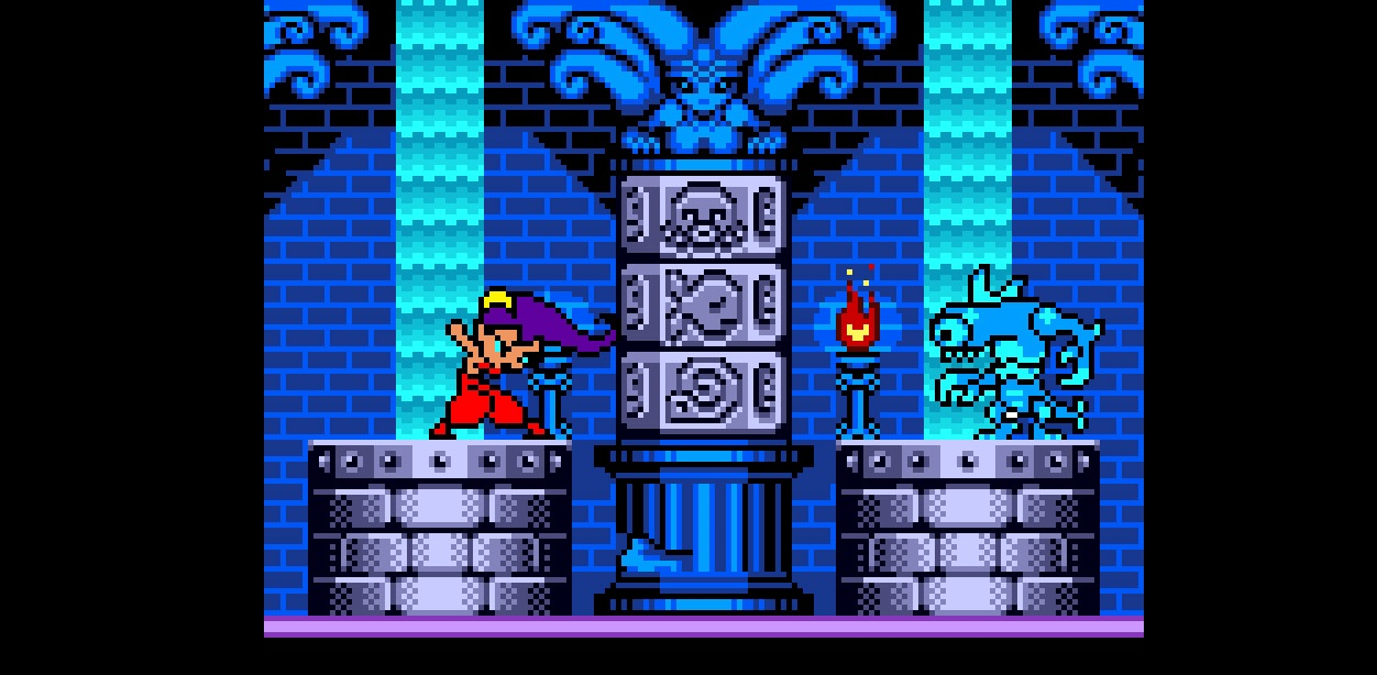 Nintendo Download: Shantae screenshot
