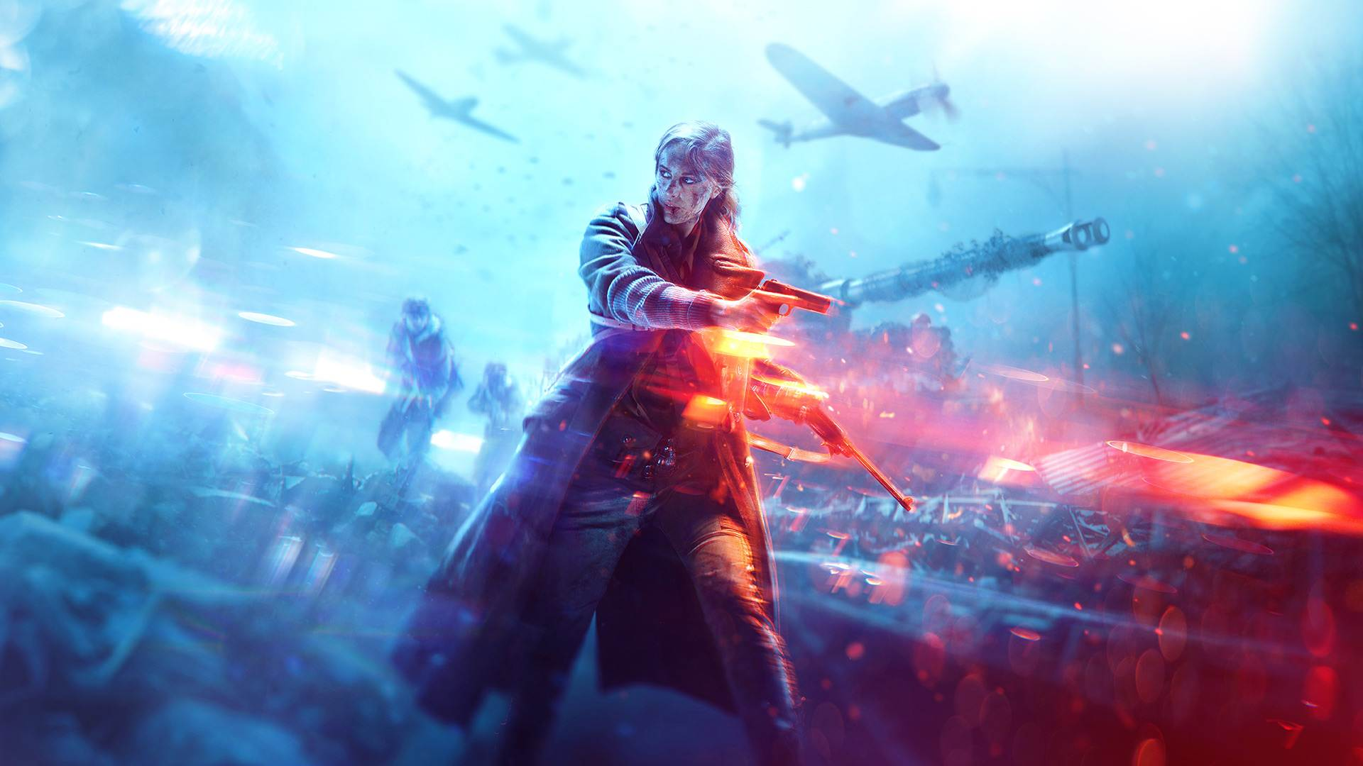 The next Battlefield is coming later this year, with a reveal coming 'soon' screenshot