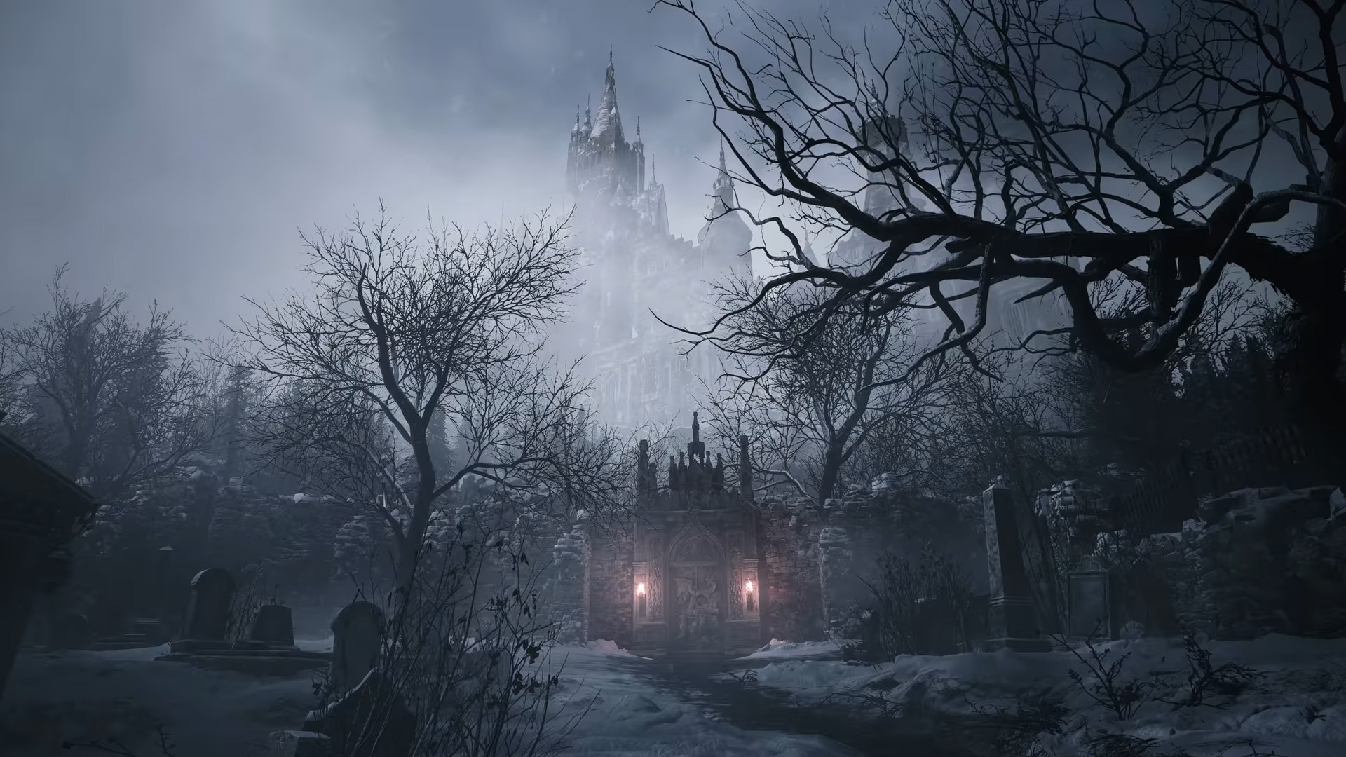 Don't forget, Resident Evil Village is opening up the castle demo on Saturday screenshot