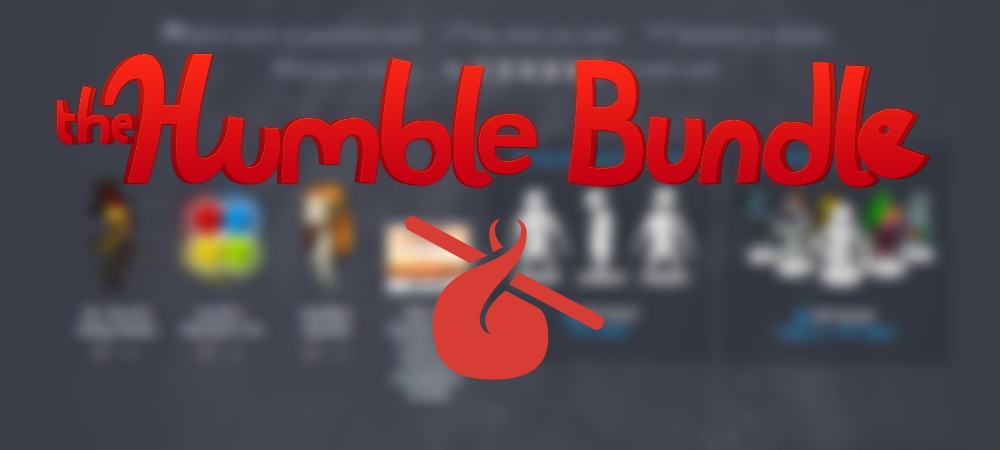 Humble Bundle to cap how much money from each purchase goes to charity screenshot