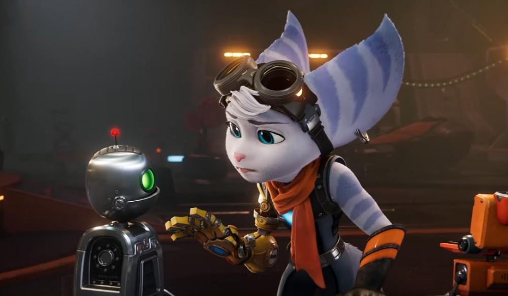 Ratchet & Clank: Rift Apart trailer introduces Rivet screenshot