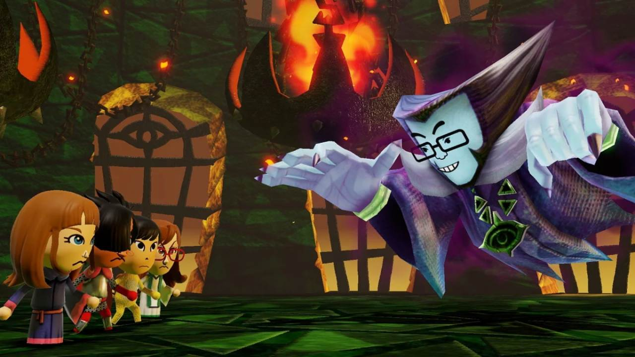 Nintendo's Miitopia gets a new demo today screenshot