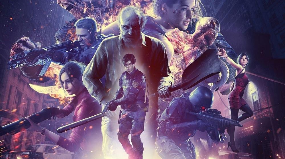 Resident Evil Re:Verse delayed until summer 2021 screenshot