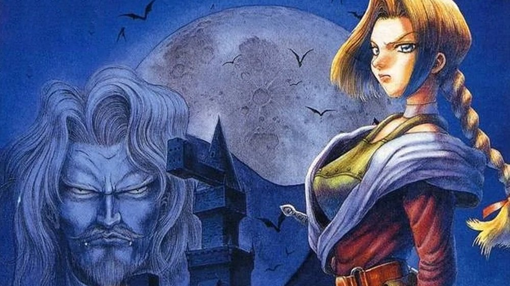 Cancelled Dreamcast project Castlevania Resurrection released to the public screenshot