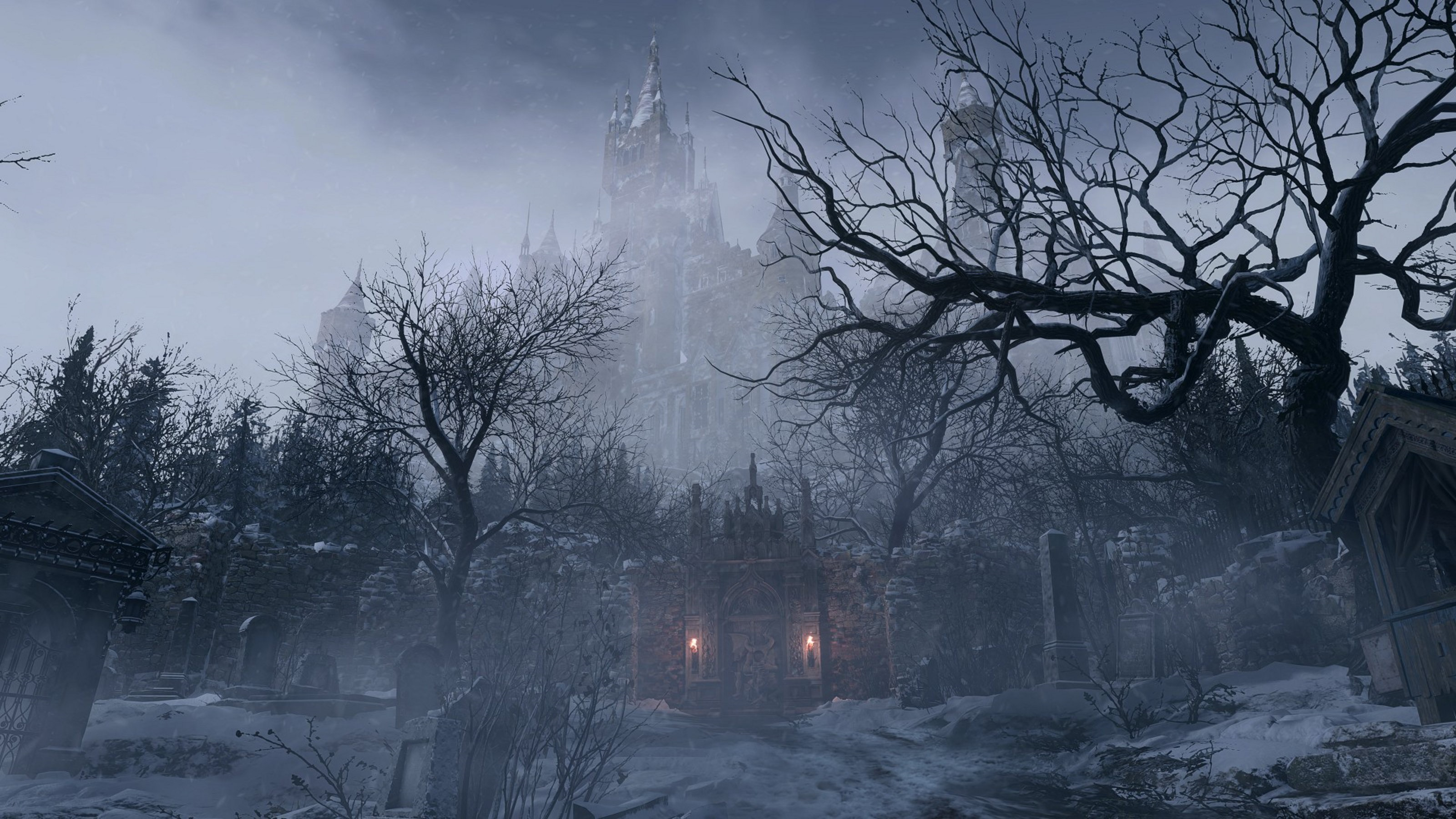 Review: Resident Evil Village screenshot