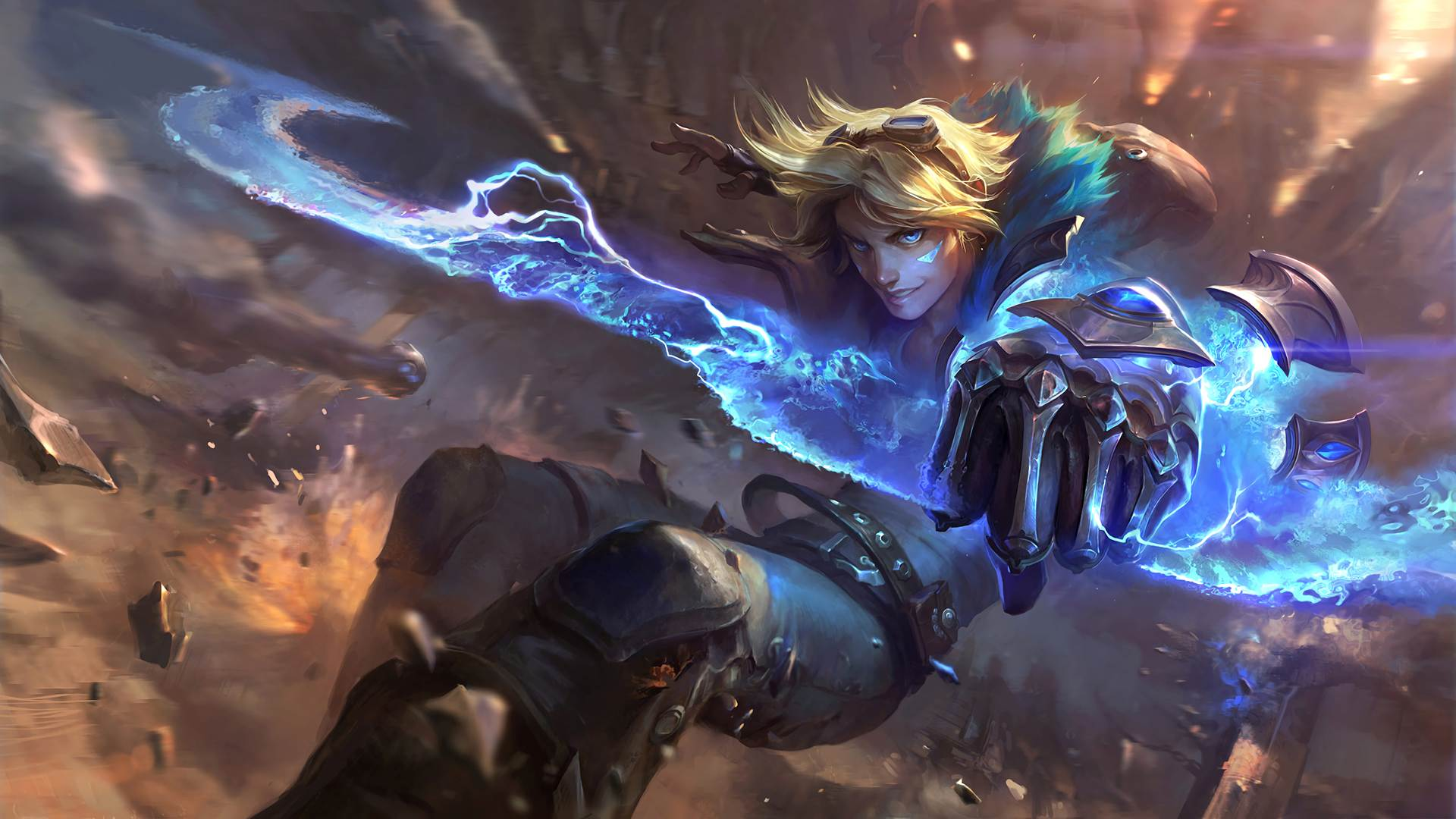 Riot Games 'disappointed' in employee's response to League of Legends legacy fan project screenshot