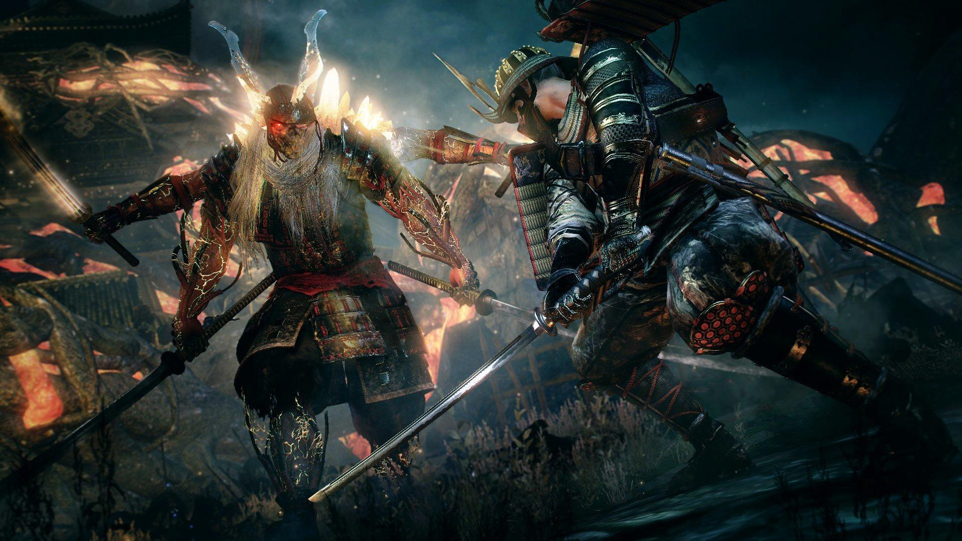 Nioh 2 hits a two million shipments and sales, as franchise celebrates five million total sales screenshot
