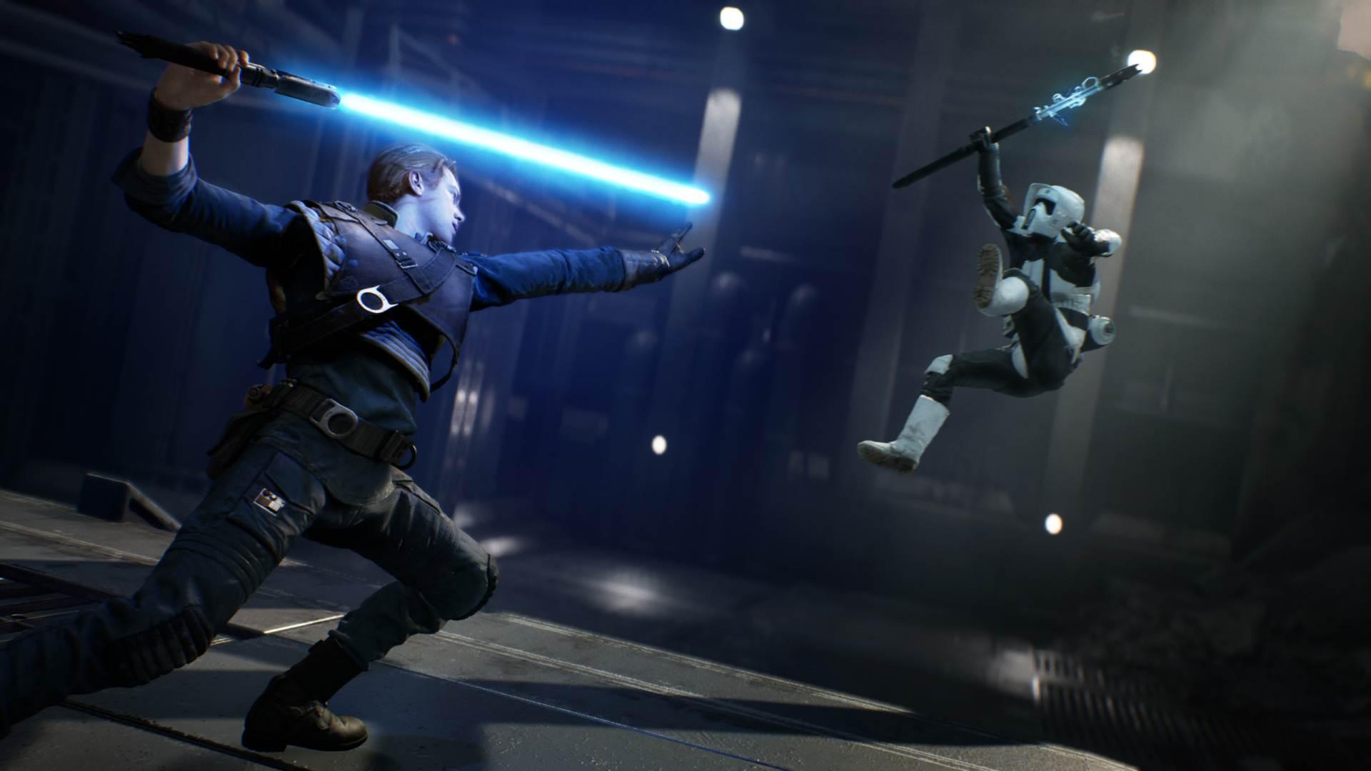 Star Wars Jedi: Fallen Order is getting a next-gen version this summer screenshot