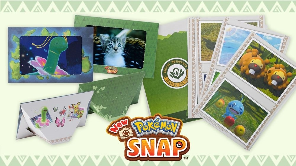 My Nintendo just got a Pokemon Snap reward, and another one is on the way screenshot