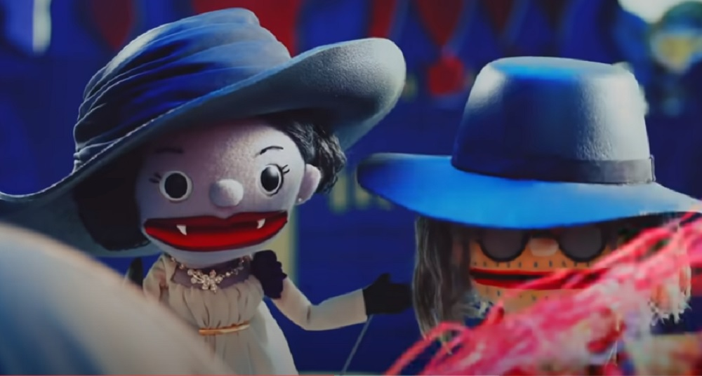 Resident Evil Village puppet show is far cuter than it has any right being screenshot