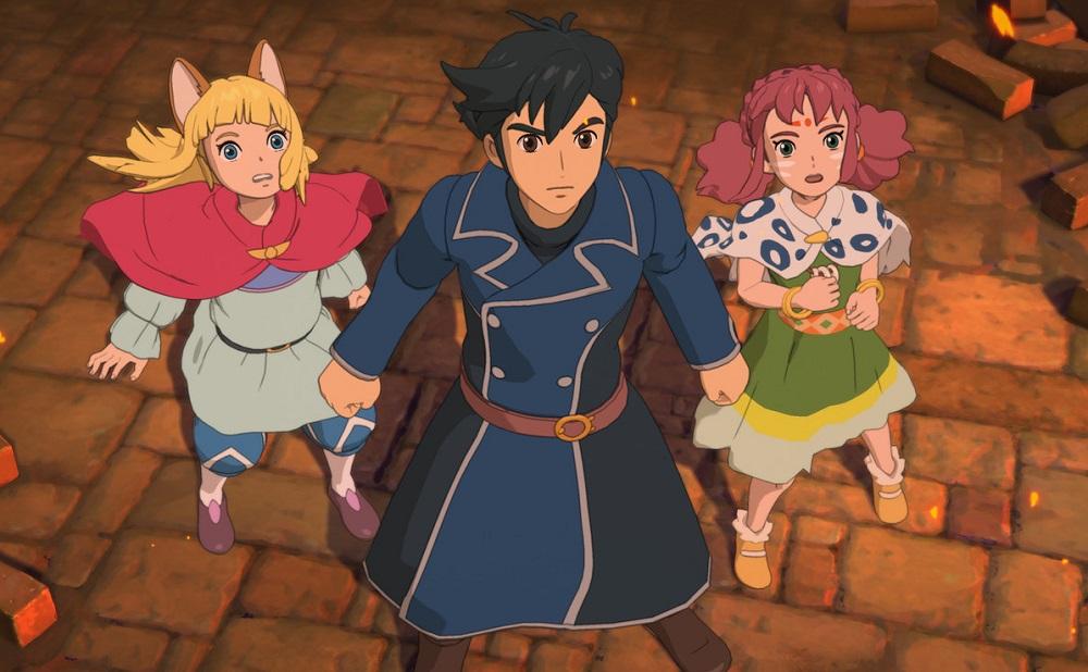 Ni no Kuni II: Revenant Kingdom Prince's Edition rated for Nintendo Switch screenshot