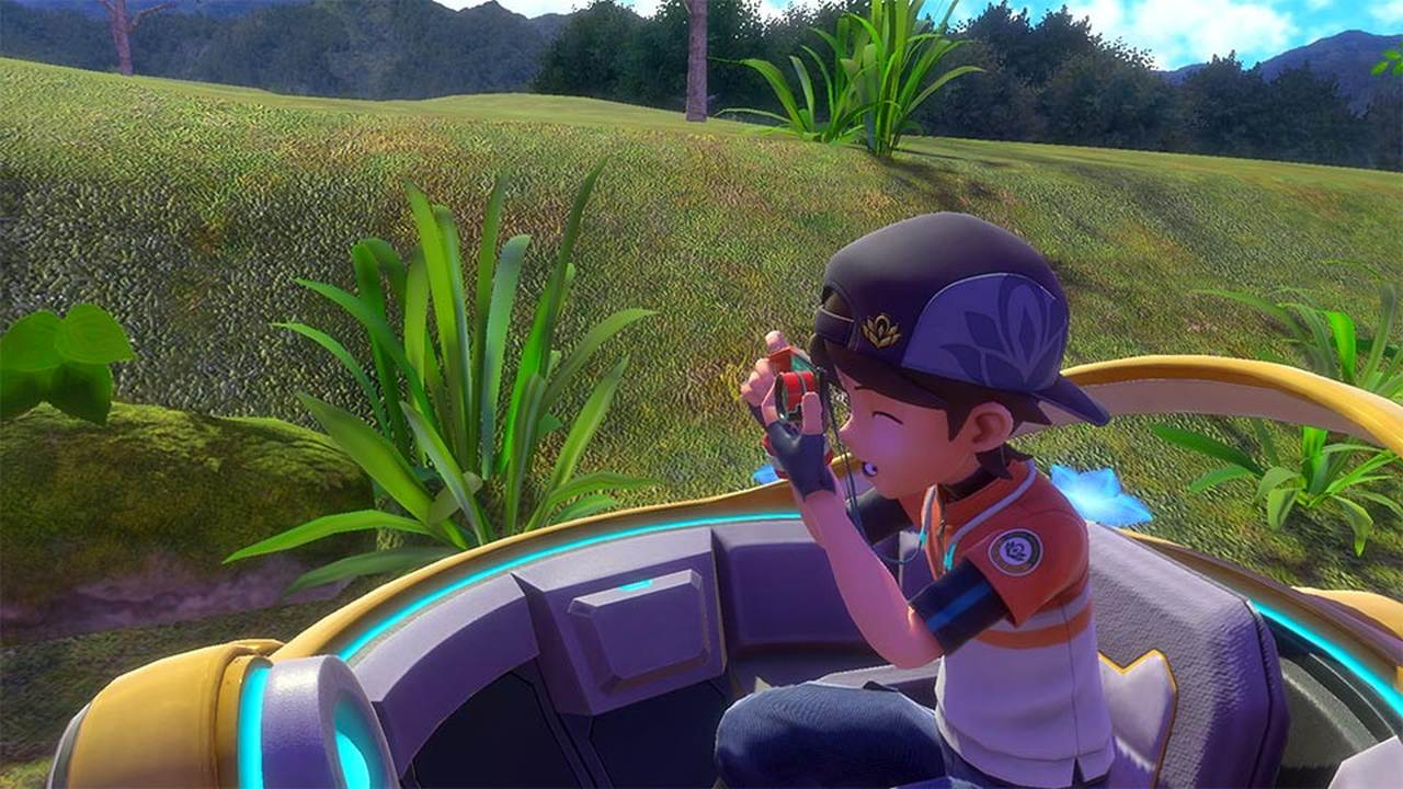 A few quick tips for New Pokemon Snap's launch weekend screenshot