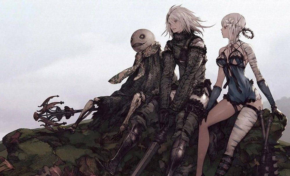 If NieR: Automata was your entry to the franchise, how are you finding NieR Replicant? screenshot