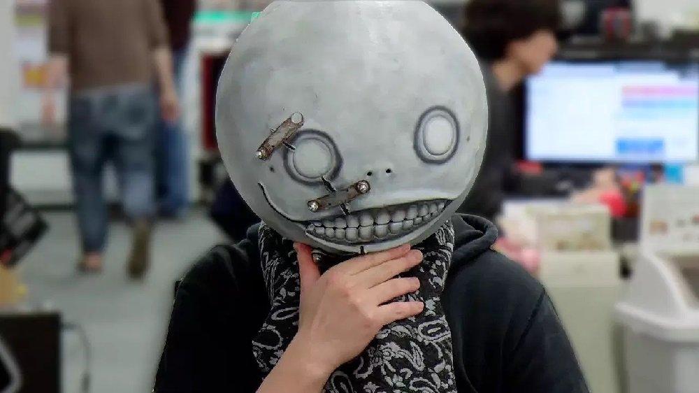 Yoko Taro's mystery game, whatever it is, will be scored by NieR: Automata's Keiichi Okabe screenshot
