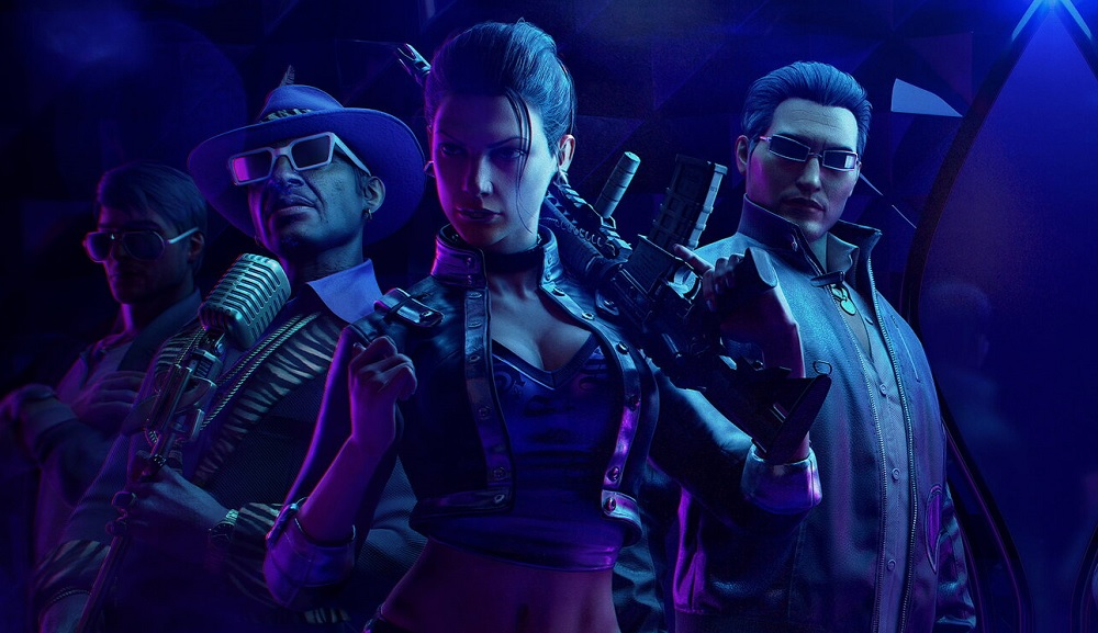 Saints Row The Third: Remastered brings ball-shots and dildo bats to Steam this month screenshot