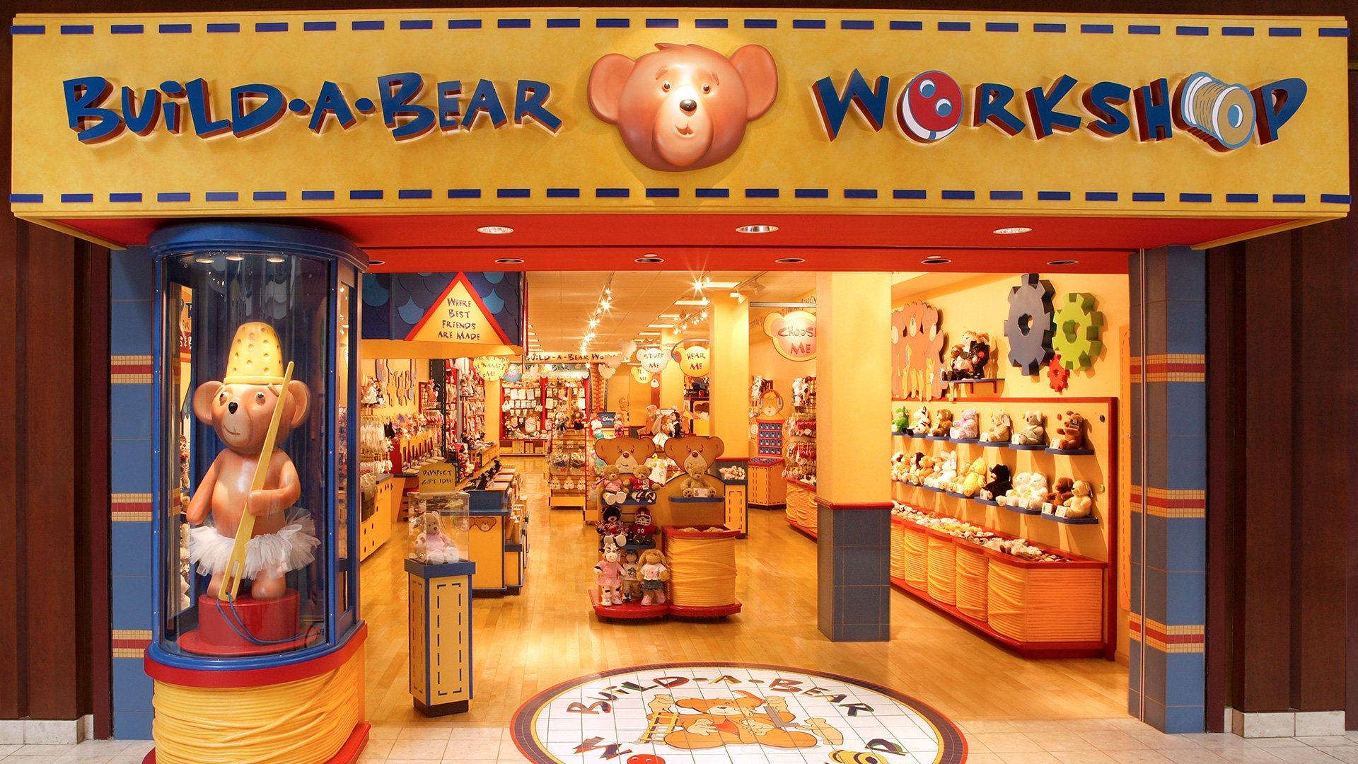 Five game franchises that need to collab with Build-A-Bear next screenshot
