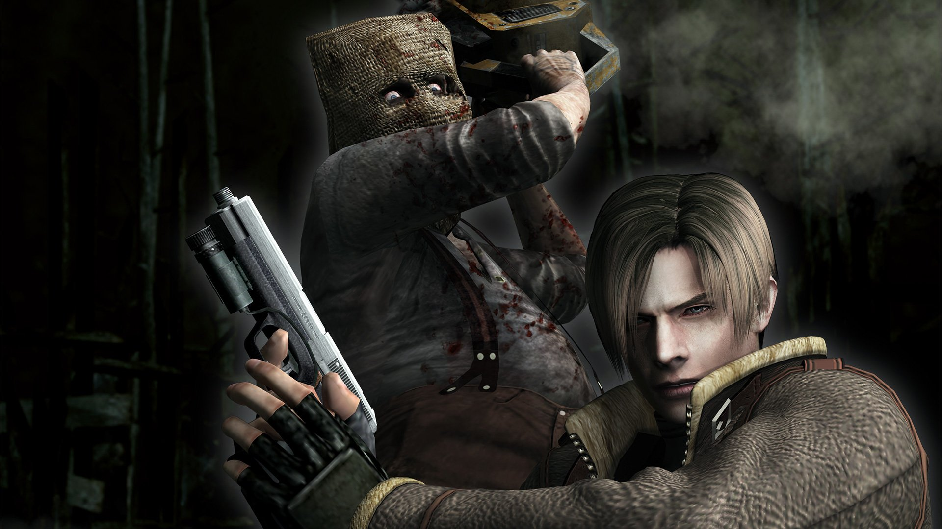 Did you squeeze in any Resident Evil replays before Village? I couldn't resist screenshot