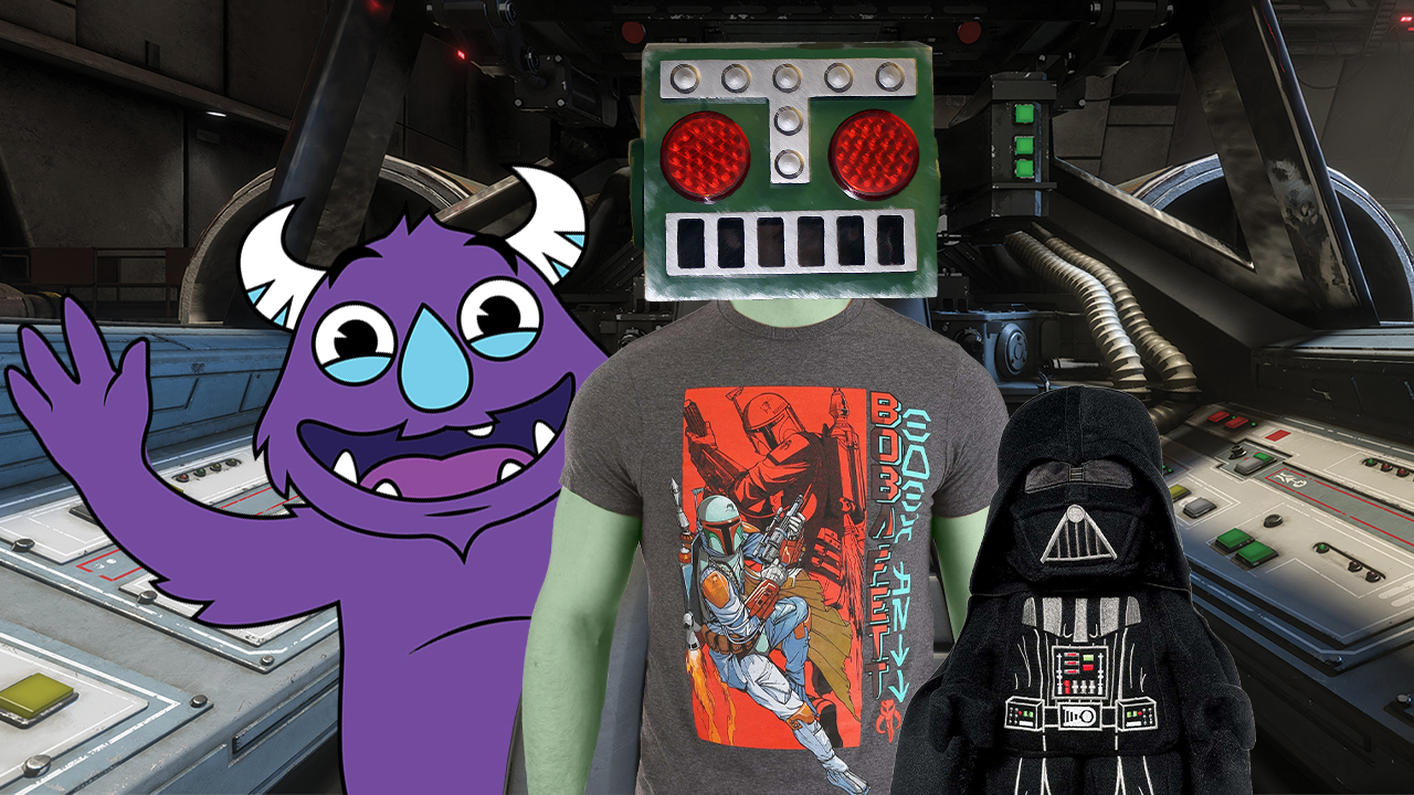 Contest: Celebrate Star Wars Day with this t-shirt and plush bundle from fun.com screenshot