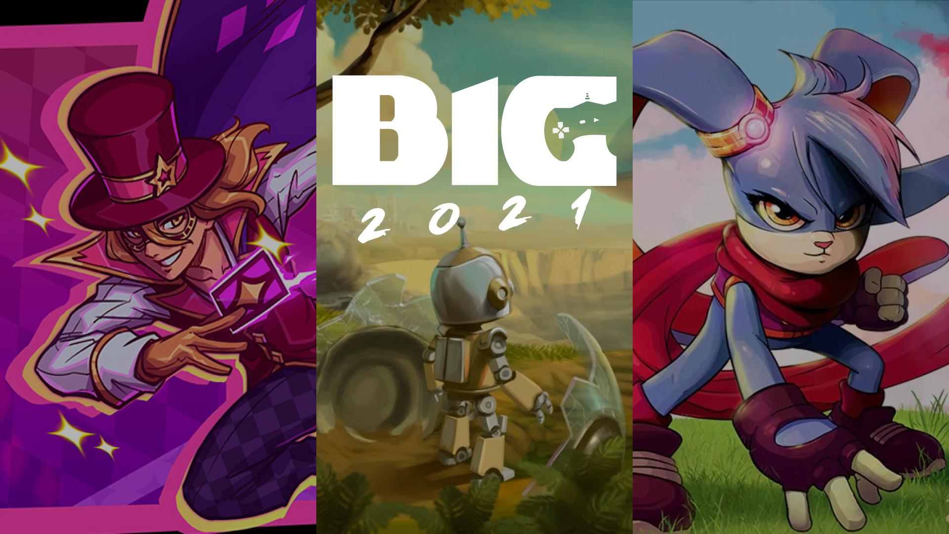 Brazil of Games: The Best of BIG Festival 2021 screenshot