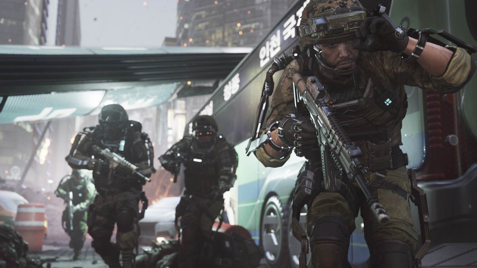 Sledgehammer Games will be leading this year's Call of Duty screenshot