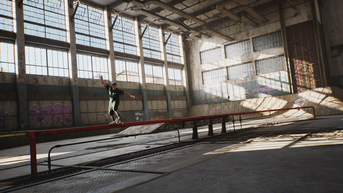 Tony Hawk's Pro Skater 1 + 2 comes to Nintendo Switch in June screenshot