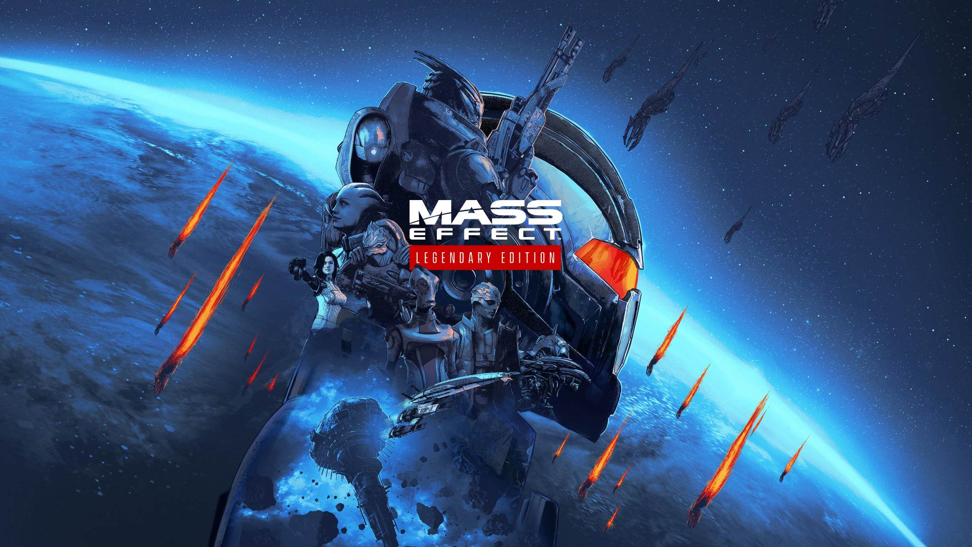 Make your own Mass Effect Legendary Edition cover with this sick box art creator screenshot