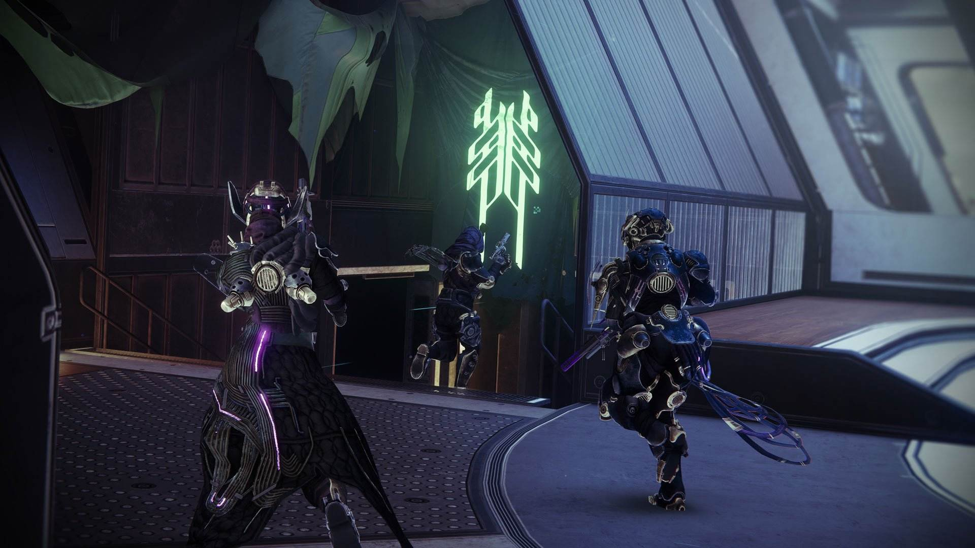 Destiny 2 players decipher binary code that leads to a new emblem screenshot
