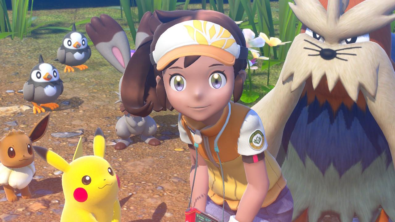 Review: New Pokemon Snap screenshot