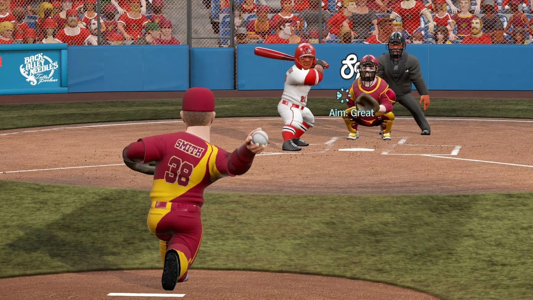 Electronic Arts adds Super Mega Baseball developer Metalhead Software to its bulging portfolio screenshot
