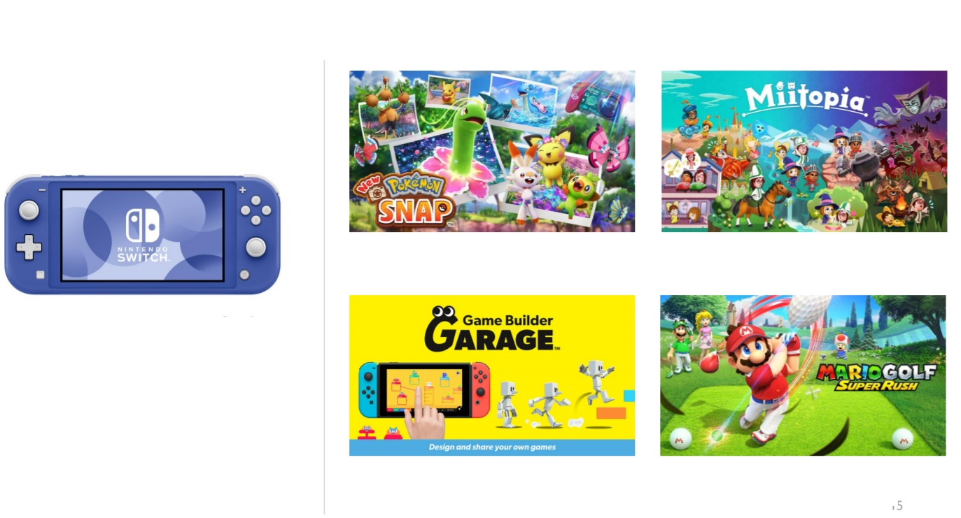 Nintendo reminds us of what's on the horizon for the Switch, with more likely to come at E3 screenshot