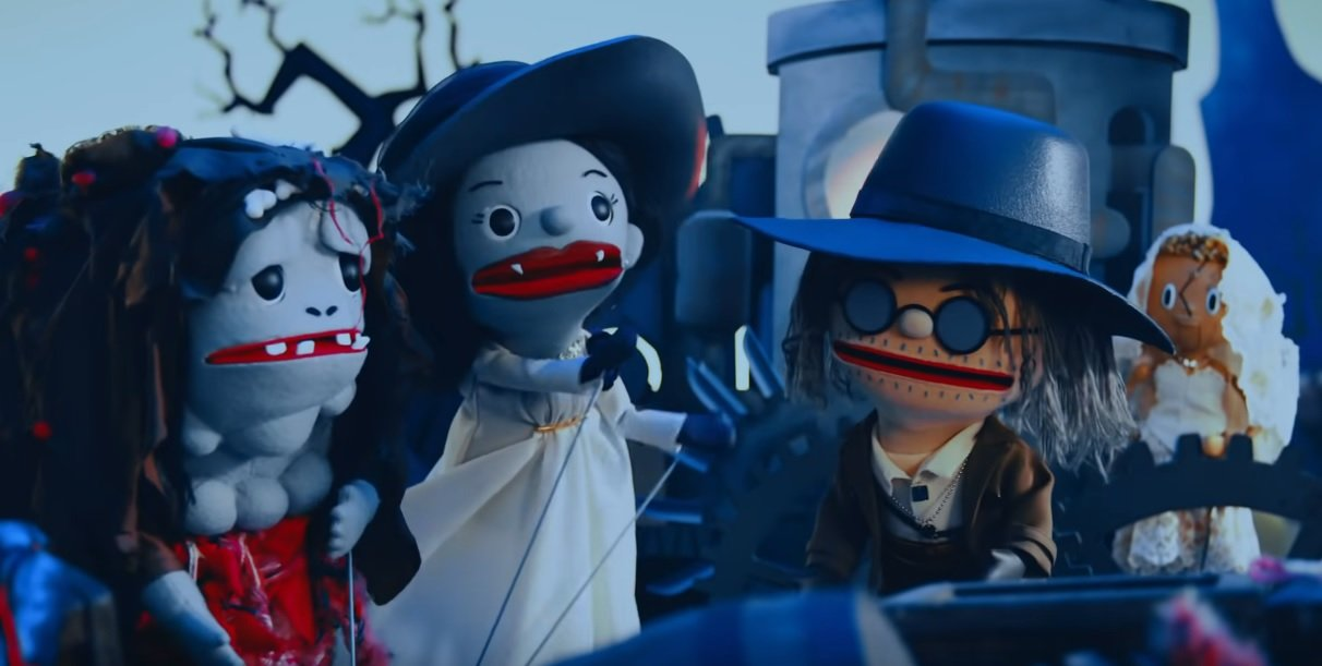 Resident Evil Village puppets new episode features another gala of gore screenshot