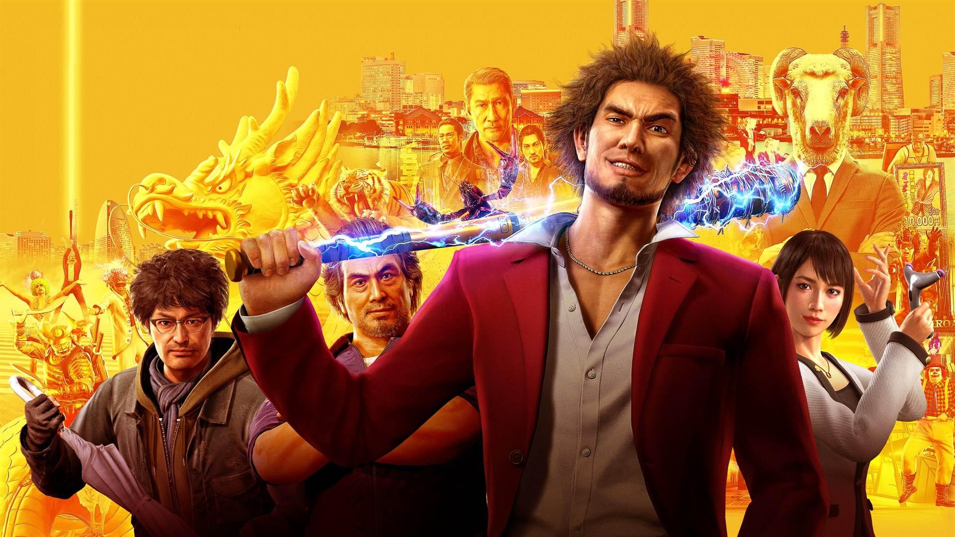 Yakuza studio confirms series will stay a turn-based RPG moving forward screenshot