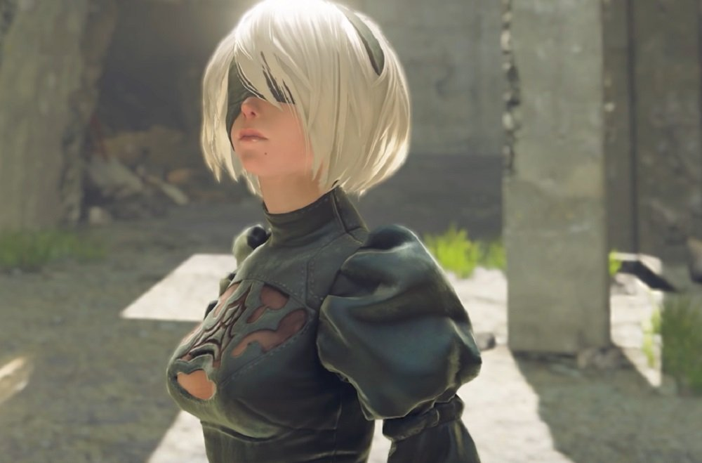 Fan-created NieR: Automata PC texture pack finally finished screenshot