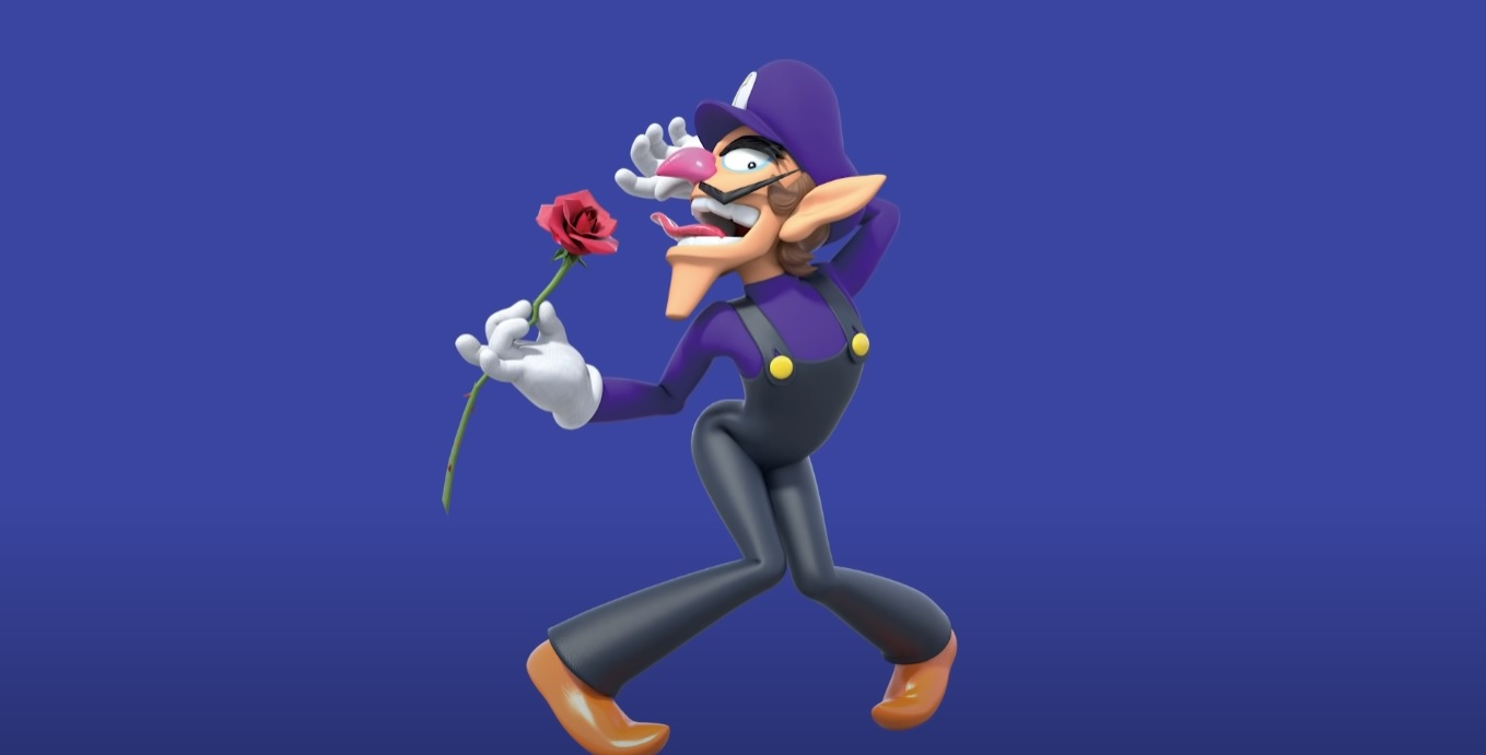 The newest episode of Nintendo Minute gave us the wildest official picture of Waluigi yet screenshot