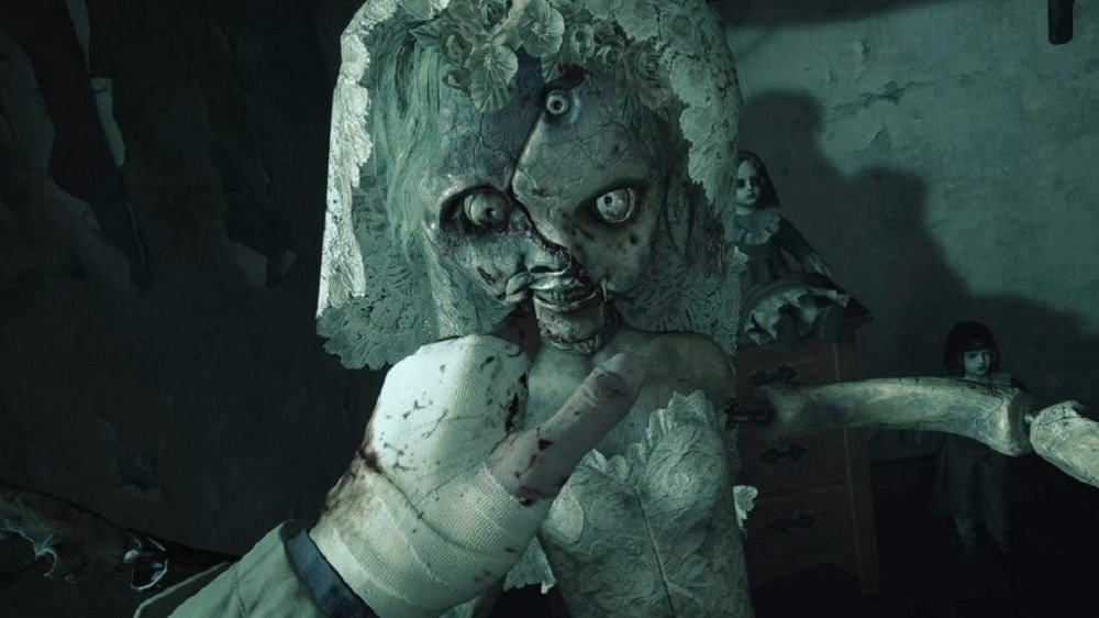 Resident Evil Village had the second best physical launch of 2021 screenshot