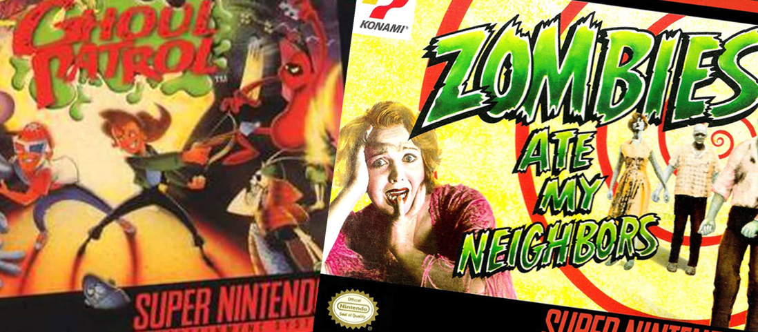 Stone-cold classics Zombies Ate My Neighbors and Ghoul Patrol will reanimate this summer screenshot
