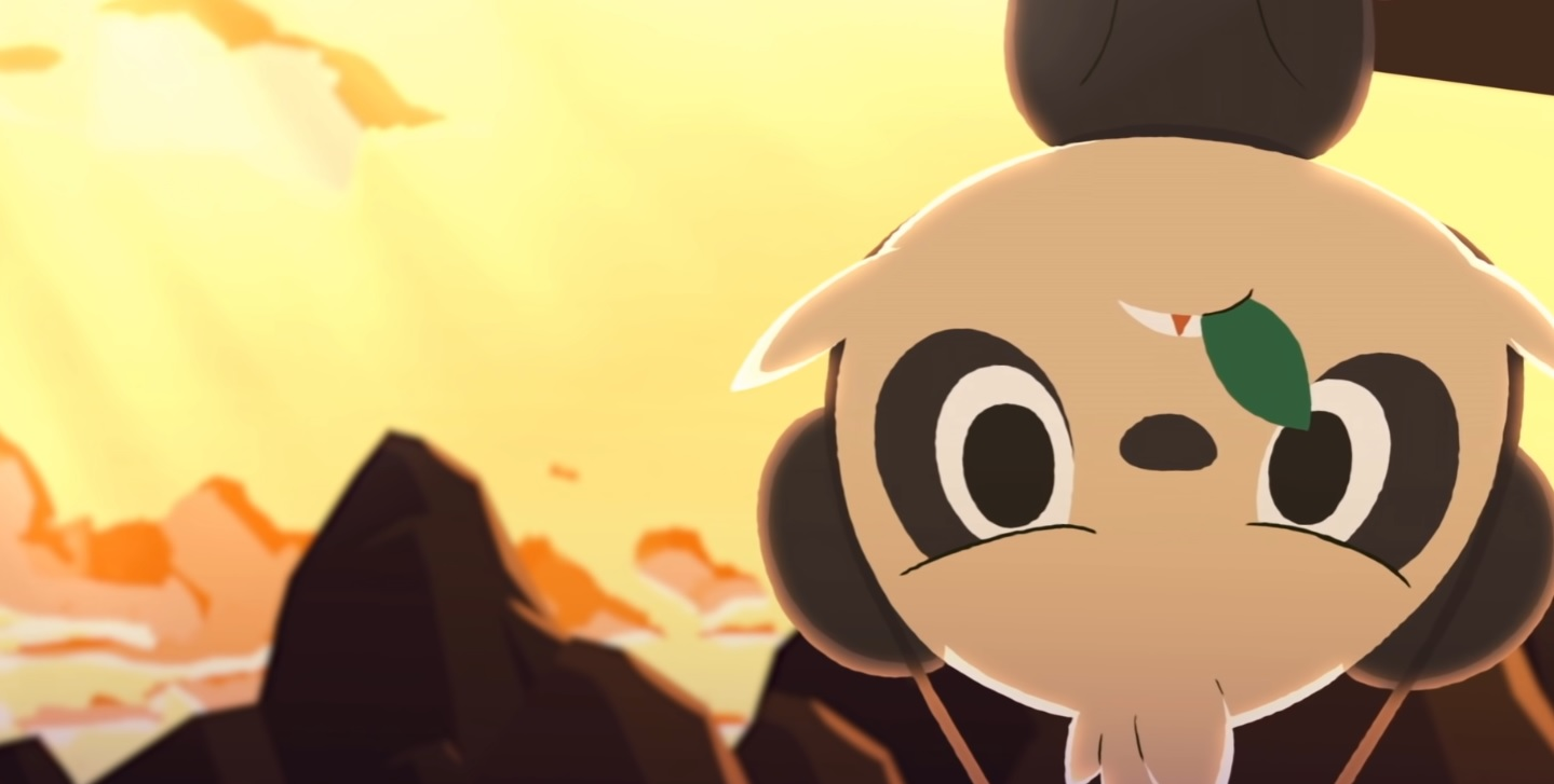 This new Panchamp Pokemon short is considerably less wacky than the original Poketoon  screenshot