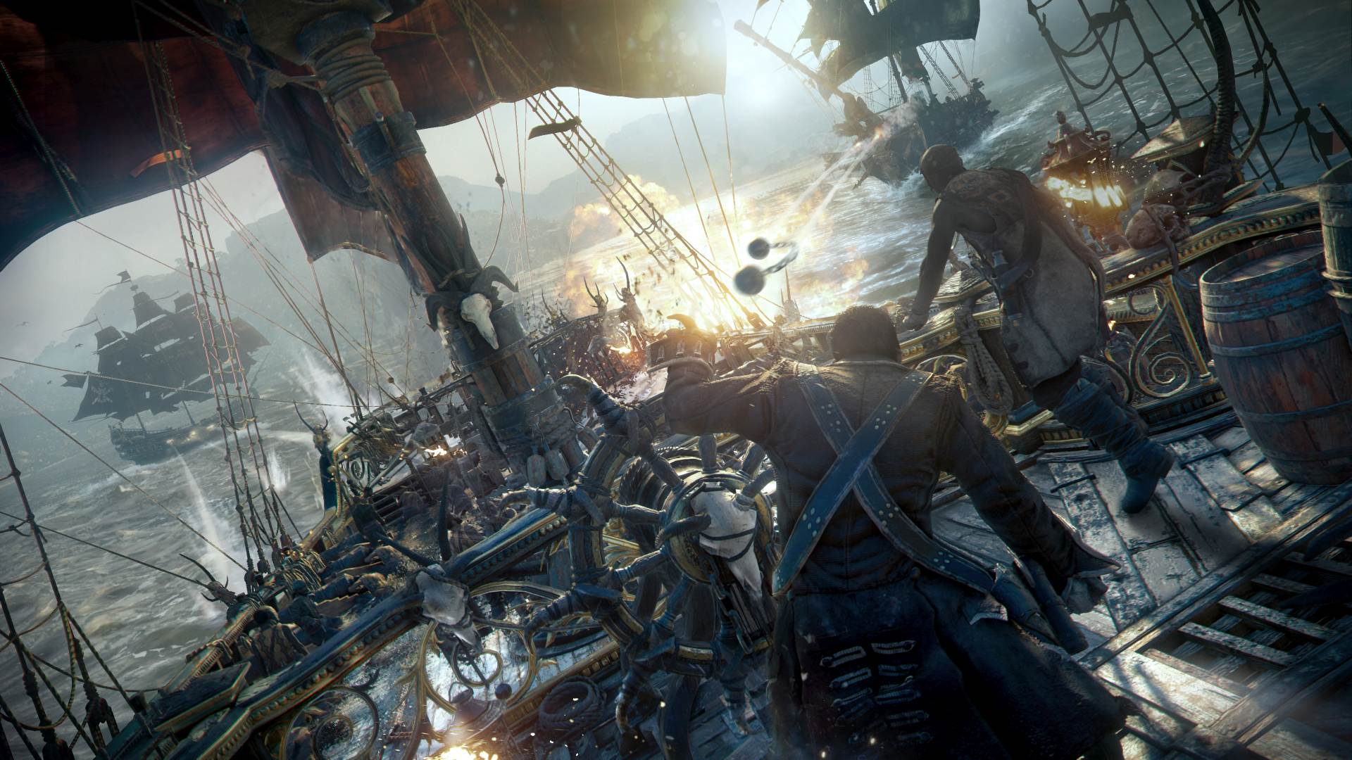 Ubisoft's Skull & Bones has been pushed out again to 2022 to 2023