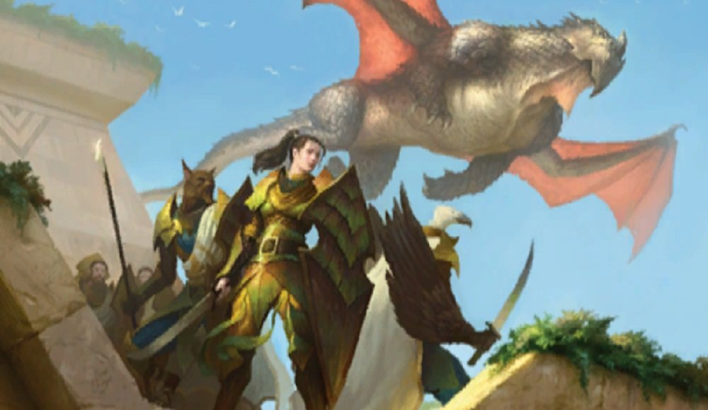 Exclusive: Here's a look at some upcoming Magic: Arena Historic Anthology V cards screenshot