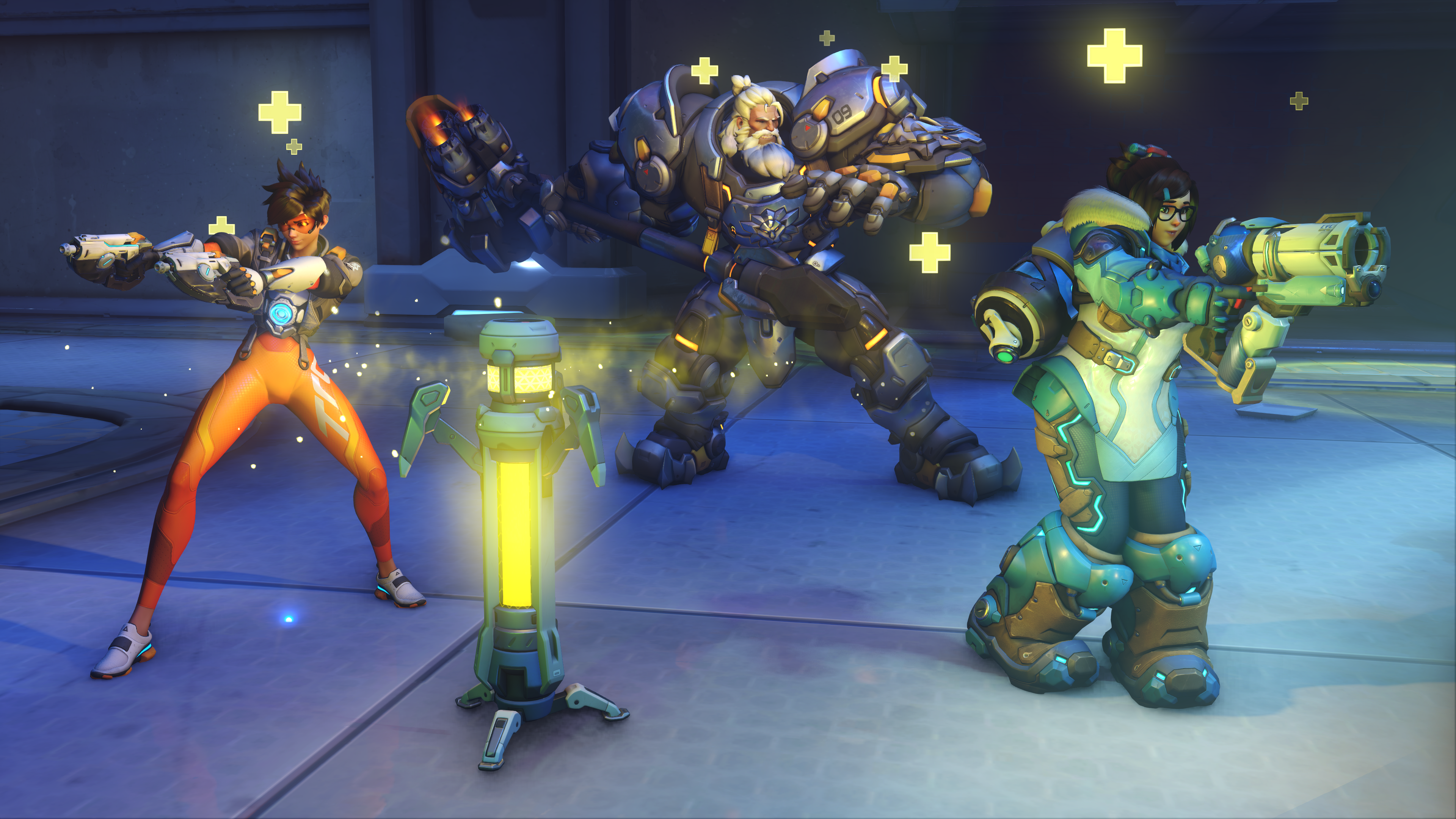 Blizzard is showcasing new Overwatch 2 gameplay later this month screenshot