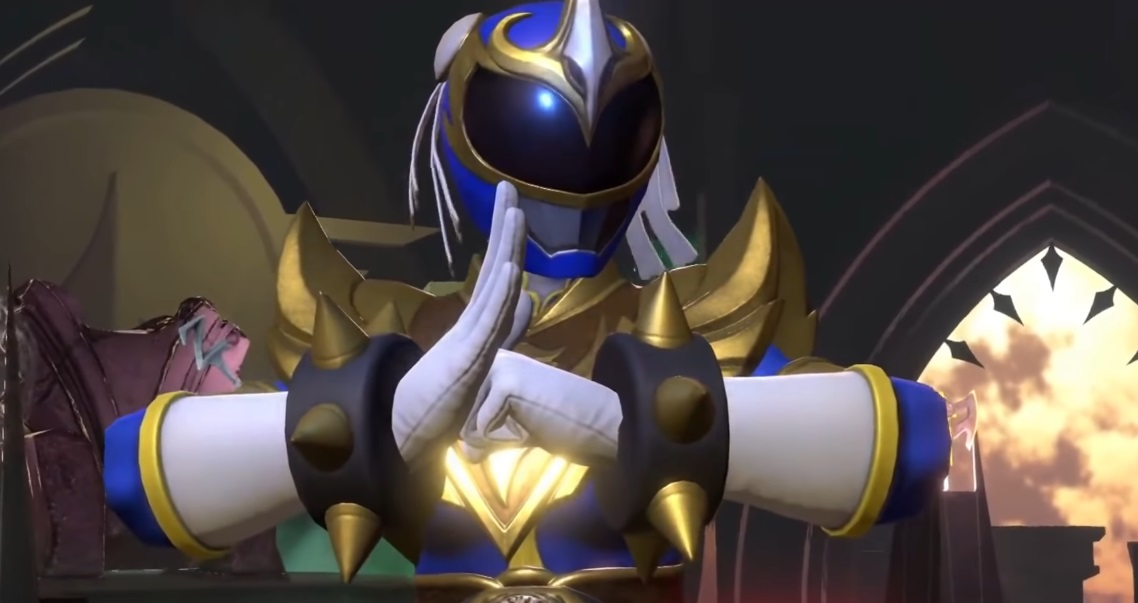 Chun-Li's graceful style fits perfectly into Power Rangers: Battle for the Grid screenshot