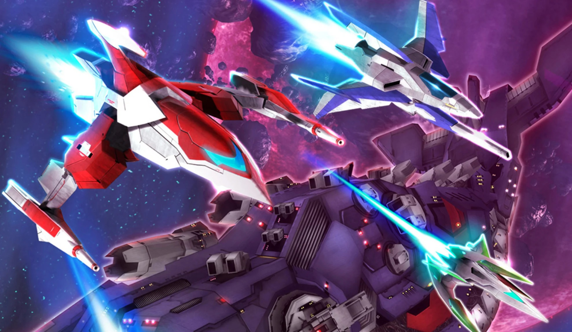 Dariusburst Another Chronicle EX+ jets into battle on PS4 and Switch next month screenshot