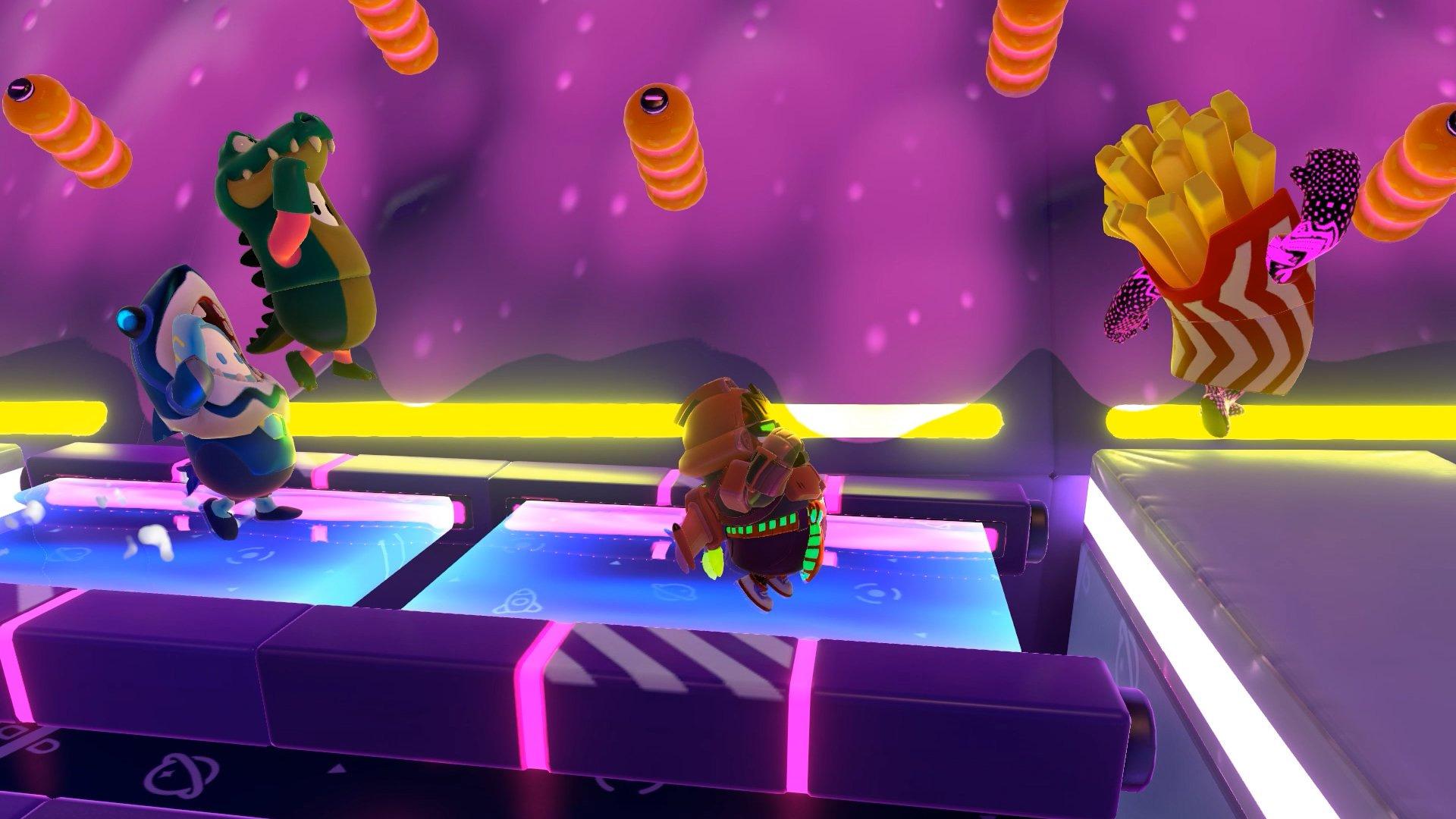 Fall Guys is getting The Slimescraper, a successor to Slime Climb, on May 13 screenshot