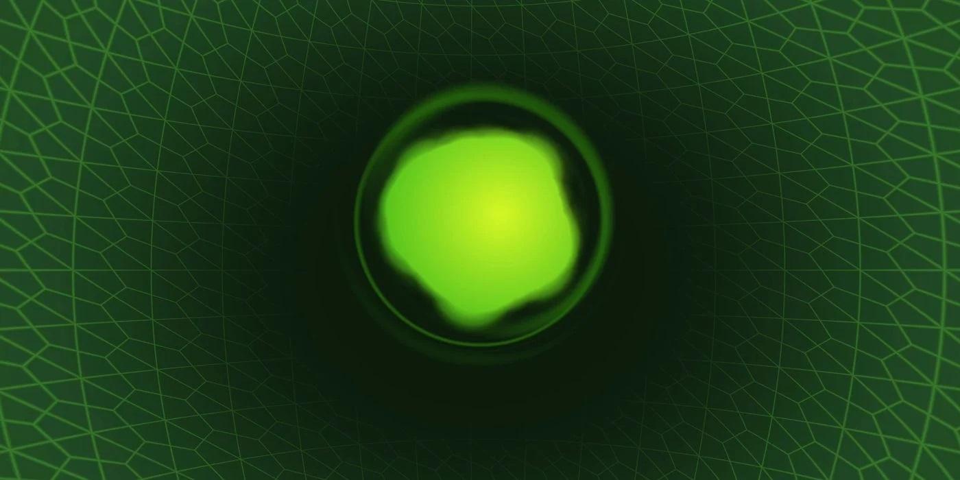 New Xbox Series X dynamic theme evokes memories of the original Xbox screenshot