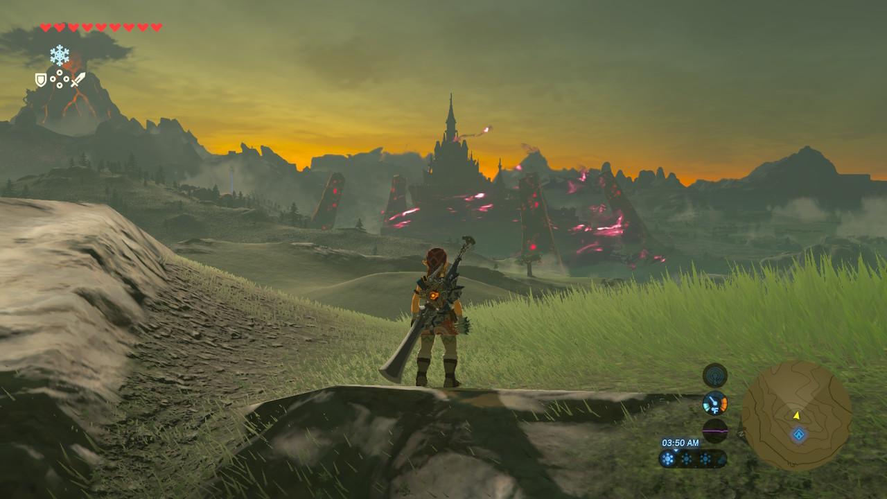 Zelda: Breath of the Wild cured my media burnout screenshot