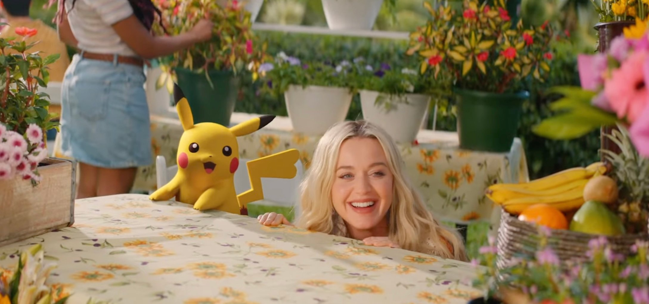 Katy Perry's Pokemon song 'Electric' won't melt your popsicle, but it should make you smile screenshot
