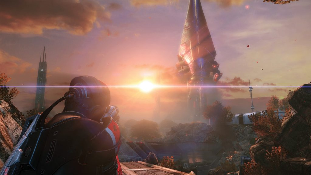 A spoiler-free guide to mitigating disaster in Mass Effect: Legendary Edition screenshot